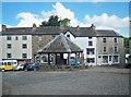 NY7146 : Alston Market place by Ann Clare
