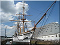TQ7569 : HMS Gannet, Chatham Dockyard, Kent by Oast House Archive