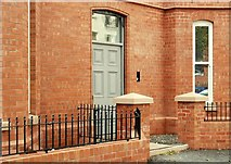 J3472 : Terrace apartments, Belfast (1) by Albert Bridge