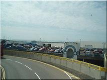 TQ3303 : Brighton Marina Multi Storey Car Park by Paul Gillett