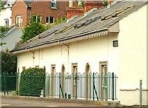 J3472 : Southview Cottages, Belfast by Albert Bridge