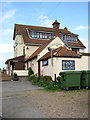 TG3504 : The Beauchamp Arms public house by Evelyn Simak