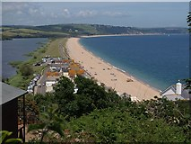 SX8242 : Torcross and Slapton Sands by Derek Harper
