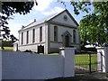 C4845 : Carndonagh Presbyterian Church by Kenneth  Allen