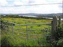 C4349 : Magheranaul, Doagh Island by Kenneth  Allen