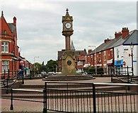 SJ8993 : Houldsworth Square, Reddish by Gerald England
