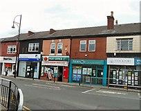 SJ8993 : Reddish Post Office by Gerald England
