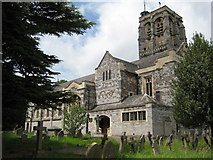 SX9193 : Exeter St David's Church by Philip Halling