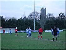ST0207 : Speeds Meadow - Cullompton Rangers FC by nick macneill
