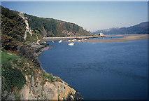 SH6215 : Mawddach Estuary by Trevor Rickard