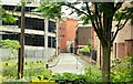 J3374 : York Lane, Belfast by Albert Bridge