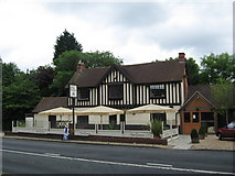 SO8881 : The Crown at Iverley by Richard Rogerson