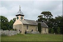 SO4465 : St.Michael & All Angels' church by Richard Croft