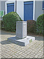 N3325 : Four apostles sculpture by Dennis Turner