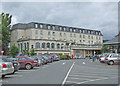 N3325 : Bridge House Hotel Tullamore Co.Offaly by Dennis Turner