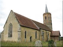 TM1582 : St George's Church by Evelyn Simak