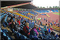 SP0692 : The Alexander Stadium, Perry Park by Stephen McKay
