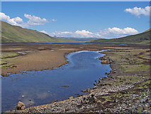 NG4930 : Loch Sligachan by Richard Dorrell