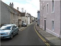NT4999 : South Street in Elie by James Denham