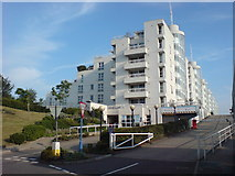TQ4179 : Barrier Point, Silvertown (2) by Danny P Robinson