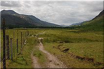 NH0362 : Start of the Poolewe path by Nigel Brown