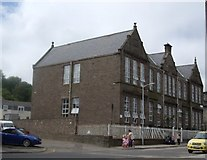 NO8785 : Old Stonehaven School by Stanley Howe