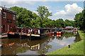 SO9567 : Narrow boats for hire by Row17