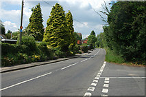 SO9969 : Junction on the B4096 by Row17