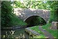 SP0274 : Canal bridge at Bittel Farm by Row17
