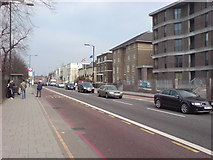 TQ3187 : Seven Sisters Road, N4 by Danny P Robinson