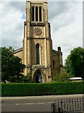 TL0450 : Chapel of Bedford High School, Bromham Road by Rich Tea