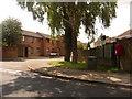 ST8807 : Blandford Forum: postbox № DT11 3, Jubilee Way by Chris Downer