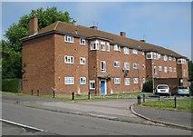 TQ1193 : South Oxhey: Offerton House by Nigel Cox