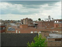 TL0449 : Bedford roofscape, Allhallows (4) by Rich Tea