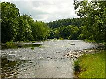 SO0153 : Afon Gwy / River Wye by Ian Medcalf