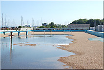 SZ3394 : Lido drained by Andy F