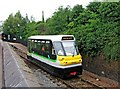 SO9084 : Parry People Mover 139 002 leaving Stourbridge Town Railway Station by P L Chadwick