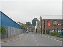 SE1522 : George Street - Armytage Road by Betty Longbottom