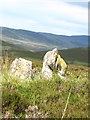NO0766 : Part of a bigger stone circle (1) by Dennis simpson