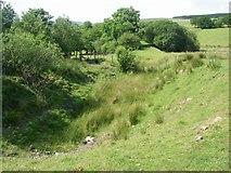 SN8511 : Former Neath & Brecon Railway by Alan Bowring