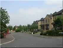 SE1421 : Sugden Close - School Green by Betty Longbottom