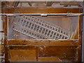 SD0997 : Muncaster Mill - Flour Sieve by David Priestley