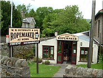 SD8789 : Ropemaker (Outhwaites), Hawes by Paul Shreeve