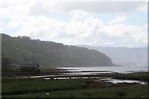 NM7047 : Boathouse at Achranich by Colin Kinnear