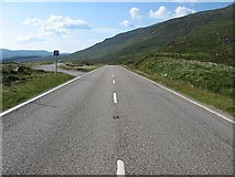 NH2276 : A835, Dirrie More by Richard Webb