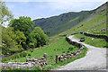 NY4805 : Fell road up Longsleddale by Nigel Brown