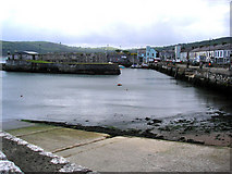 D2818 : Carnlough Harbour, Co. Antrim by Dr Neil Clifton