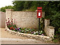 ST5800 : Sandhills: postbox № DT2 108 by Chris Downer