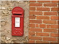 ST3404 : Chard Junction: postbox № TA20 457 by Chris Downer