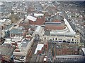 SD3036 : Winter Gardens from Blackpool Tower by Stephen Sweeney